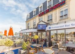 Hotel de Paris - Courseulles-sur-Mer - Edificio