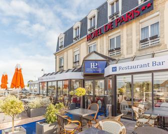 Hôtel de Paris - Courseulles-sur-Mer - Building