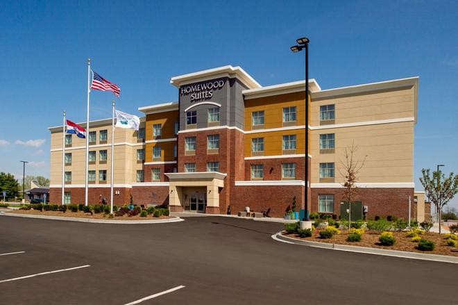 Homewood Suites by Hilton St. Louis Westport - Maryland Heights - Rakennus