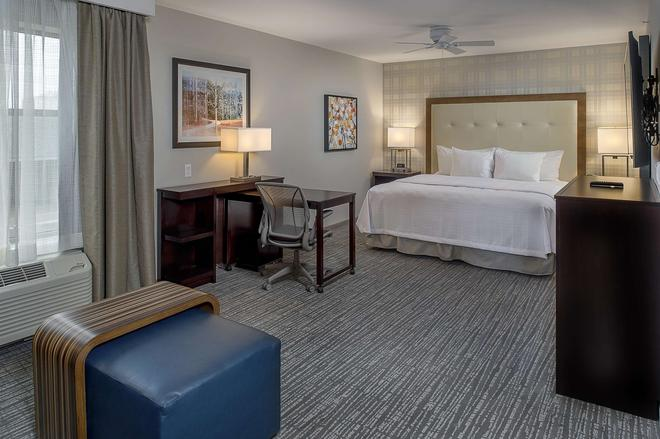 Homewood Suites by Hilton St. Louis Westport - Maryland Heights - Makuuhuone
