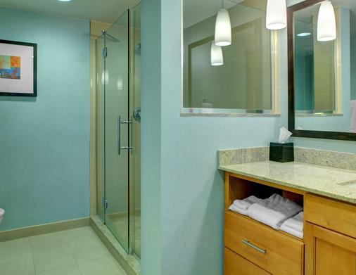 Hyatt House Ft. Lauderdale Airport & Cruise Port - Dania Beach - Bathroom