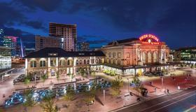 Staybridge Suites Denver Downtown - Денвер - Вид снаружи