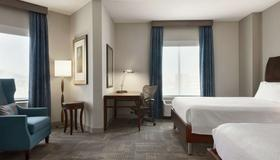Hilton Garden Inn Minneapolis Downtown - Minneapolis - Schlafzimmer
