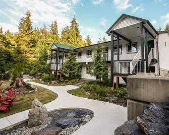 West Coast Trail Lodge - Port Renfrew - Будівля