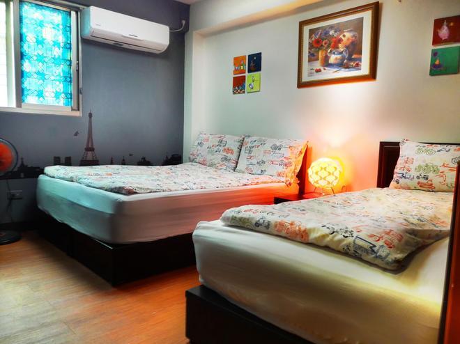 Ximen Triple Tiger Hostel - Taipéi - Habitación