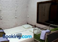 10-Z Bunker - Brno - Phòng ngủ