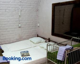 10-Z Bunker - Brno - Bedroom