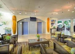 Aqua Aloha Surf Waikiki - Honolulu - Hành lang