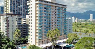 Aqua Aloha Surf Waikiki - Honolulu - Bygning