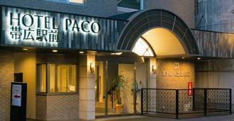Hotel Paco Obihiro Ekimae - Obihiro