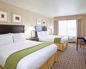 Holiday Inn Express & Suites Columbus East - Reynoldsburg - Reynoldsburg - Schlafzimmer