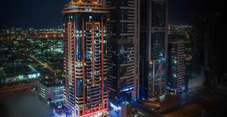 Emirates Grand Hotel Apartments - Dubai - Vista esterna