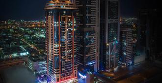 Emirates Grand Hotel Apartments - Дубай - Вид снаружи