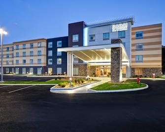Fairfield Inn & Suites by Marriott Plymouth - Плімут - Building