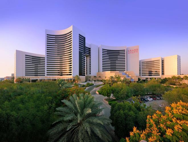 杜拜君悅酒店 - 杜拜 - 杜拜 - 建築