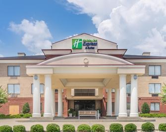 Holiday Inn Express & Suites Gadsden W-Near Attalla - Gadsden - Gebäude