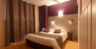 Royal Hotel Grenoble Centre - Grenoble - Phòng ngủ