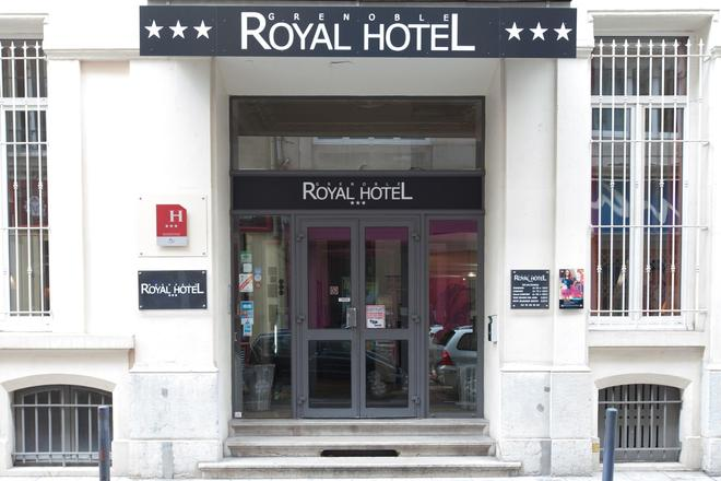 Royal Hotel Grenoble Centre - Grenoble - Building