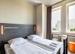 A&O Aachen Hauptbahnhof - Aachen - Bedroom