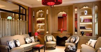 Hôtel Observatoire Luxembourg - París - Lounge