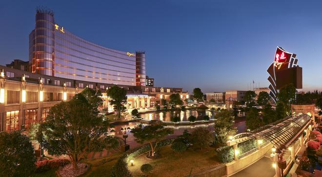 Royal International Hotel - Σανγκάη - Κτίριο