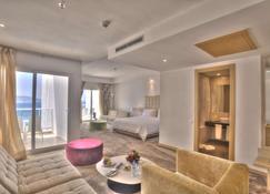 Hotel Farah Tanger - Tangier - Soverom
