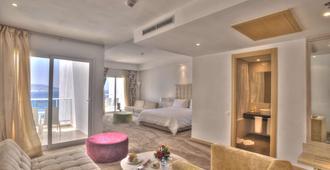 Hotel Farah Tanger - Tanger - Schlafzimmer