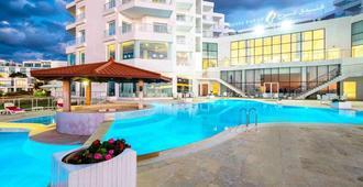 Hotel Farah Tanger - Tanger - Pool