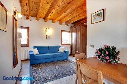 Ca' delle Acque - Venice - Living room