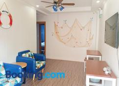 Saipan Emerald Villa - Achugao - Living room