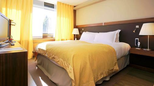 Sofitel Lyon Bellecour - Lyon - Phòng ngủ