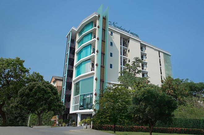 Nordwind Hotel - Chiang Mai - Toà nhà