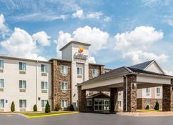 Comfort Inn & Suites - Hannibal - Rakennus