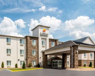 Comfort Inn and Suites - Hannibal - Hannibal - Building