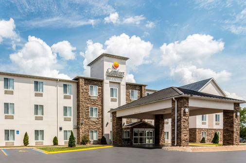 Comfort Inn & Suites - Hannibal - Building