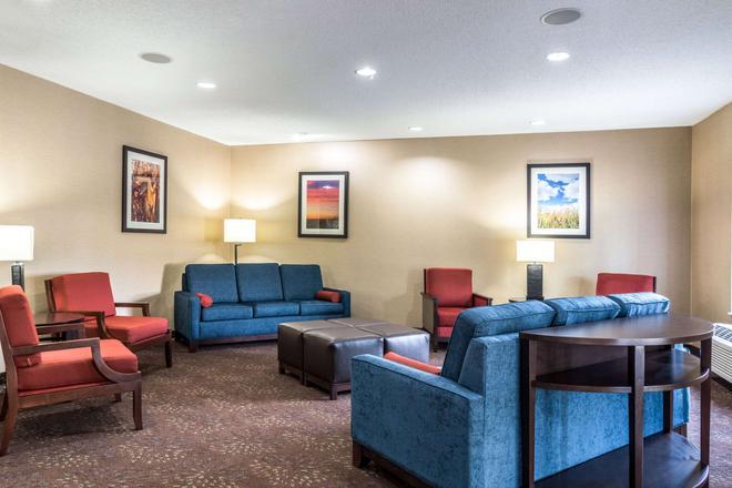 Comfort Inn & Suites - Hannibal - Lounge