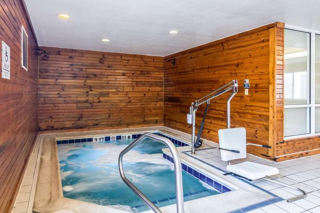 Comfort Inn & Suites - Hannibal - Pool