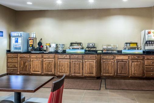Comfort Inn & Suites - Hannibal - Buffet