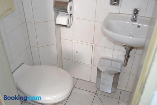 Angel Hotel - Frankfurt/ Main - Phòng tắm