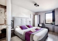 Best Western La Mare o Poissons - Ouistreham - Bedroom