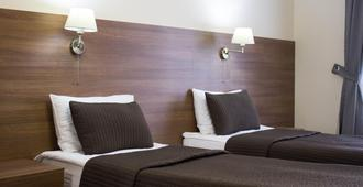 Stasov Hotel - סנט פטרסבורג - חדר שינה