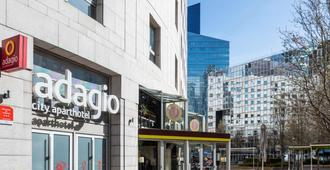Aparthotel Adagio Birmingham City Centre - Μπέρμιγχαμ - Κτίριο