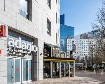 Aparthotel Adagio Birmingham City Centre - Birmingham - Building