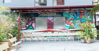 Lokal Hostel - Μακάτι - Βεράντα