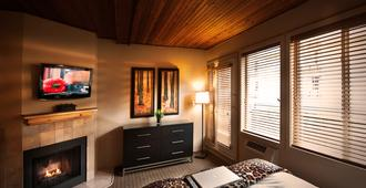 Executive - The Inn At Whistler Village - Whistler - Camera da letto