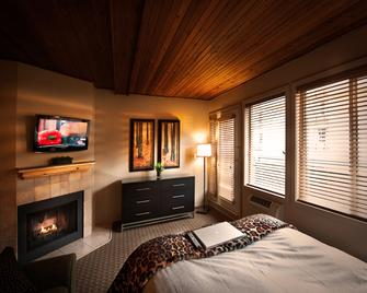Executive - The Inn At Whistler Village - Whistler - Bedroom