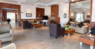 Minoa Hotel - Tolo - Lobby