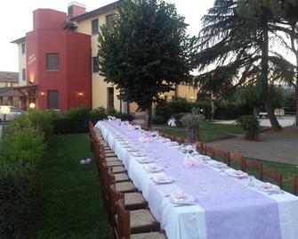 Hotel Tiziana - Acquaviva - Edificio