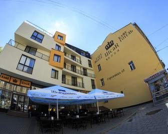 Hotel Cisar - Lemberg - Gebäude