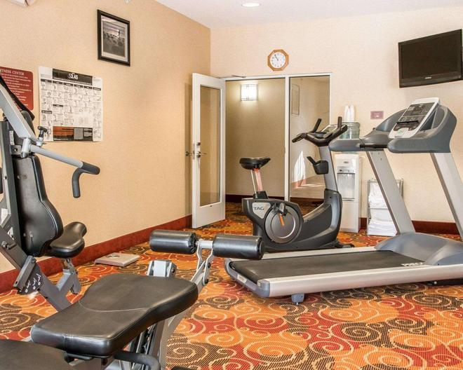Quality Inn Near Interstate I94 - New Buffalo - Gym